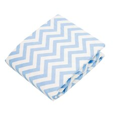 Flannel Fitted Bassinet Sheet