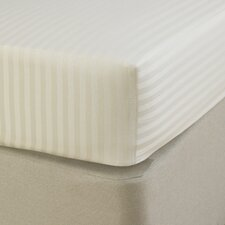 250 Thread Count Egyptian Quality Cotton Fitted Sheet