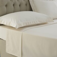 Rita 200 Thread Count Egyptian Quality Cotton Flat Sheet