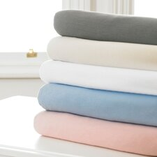 4 Piece Toddler Jersey Fitted Sheet Set