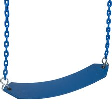 Belt Seat with Coated Chain