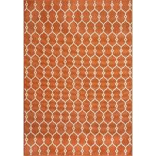Baja Orange Indoor/Outdoor Area Rug