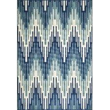 Baja Blue Indoor/Outdoor Area Rug
