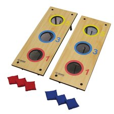 Advanced 2-in-1 3 Hole Bag Toss/3 Hole Washer Toss
