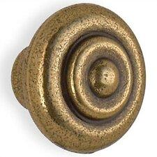 Beslagsboden Mushroom Knob