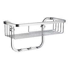 PC Soap Basket with 3 Hooks