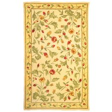Delicate Blossoms Rug