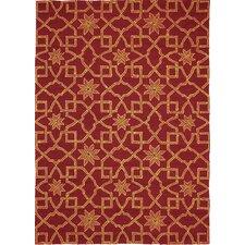 Moroccan Tile Indoor/Outdoor Rug