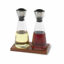 Flow Select 2-piece Oil and Vinegar Dispenser Set