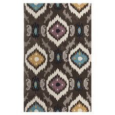 Mamba Brown/Cream Area Rug