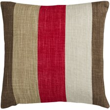 Striking Stripe Throw Pillow