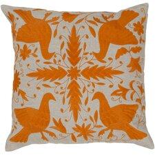 Delicate Doves Throw Pillow