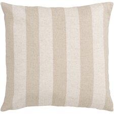 Smooth Stripe Throw Pillow