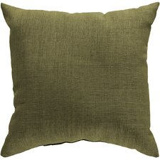 Stunning Solid Throw Pillow