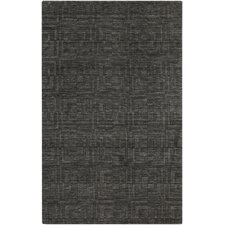 Etching Olive Area Rug