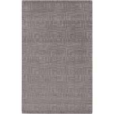 Etching Lilac Mist Area Rug