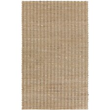 Reeds Tan/Winter White Rug