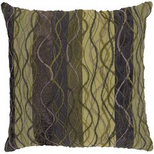 Taken up with Texture Throw Pillow