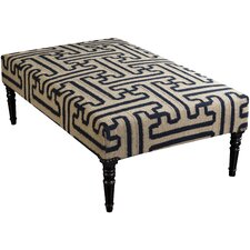 Archive Easton Flatweave Ottoman