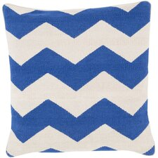 Chic Simplicity Cotton Throw Pillow