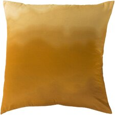 Overlaying Ombre Cotton Throw Pillow