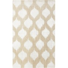 Mugal Beige Chic Area Rug