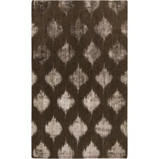 Mugal Chocolate Area Rug