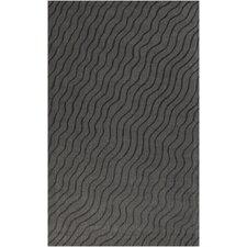 Wave Gray Area Rug