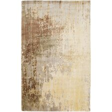 Watercolor Beige/Taupe Area Rug