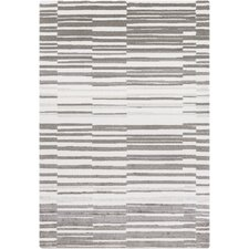 Perla Ivory/Grey Area Rug