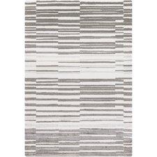 Perla Ivory/Grey Area Rug