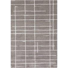 Perla Ivory/Charcoal Area Rug