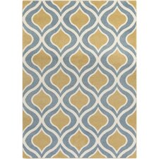 Horizon Gold/Slate Area Rug