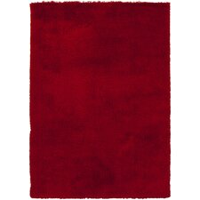 Heaven Strawberry Red Area Rug