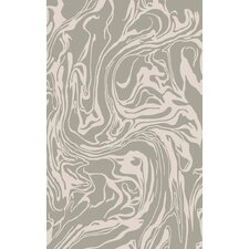 Banshee Ivory/Moss Area Rug