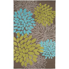 Abigail Chocolate Area Rug
