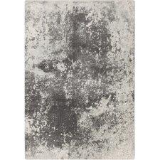Aberdine Charcoal/Gray Area Rug