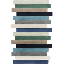 Geometrix Stripe Area Rug