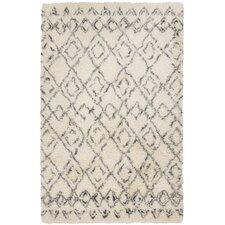 Tasman Ivory/Charcoal Area Rug