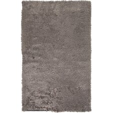 Stealth Charcoal Solid Area Rug