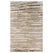 Platinum Parchment/Feather Gray Rug