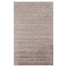 Haize Gray Solid Area Rug