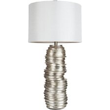 "Myers 32"" H Table Lamp with Drum Shade"