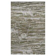 Banshee Light Grey/Mossy Stone Area Rug