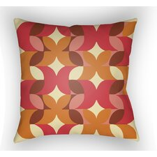 Moderne Throw Pillow