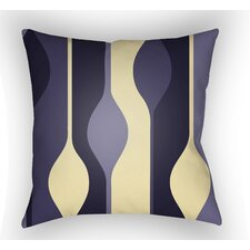 Moderne Throw Pillow