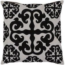 Lush Lattice Throw Pillow