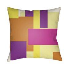 Modeme Throw Pillow