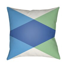 Moderne Throw Pillow II