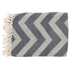 Thacker Cotton Throw Blanket